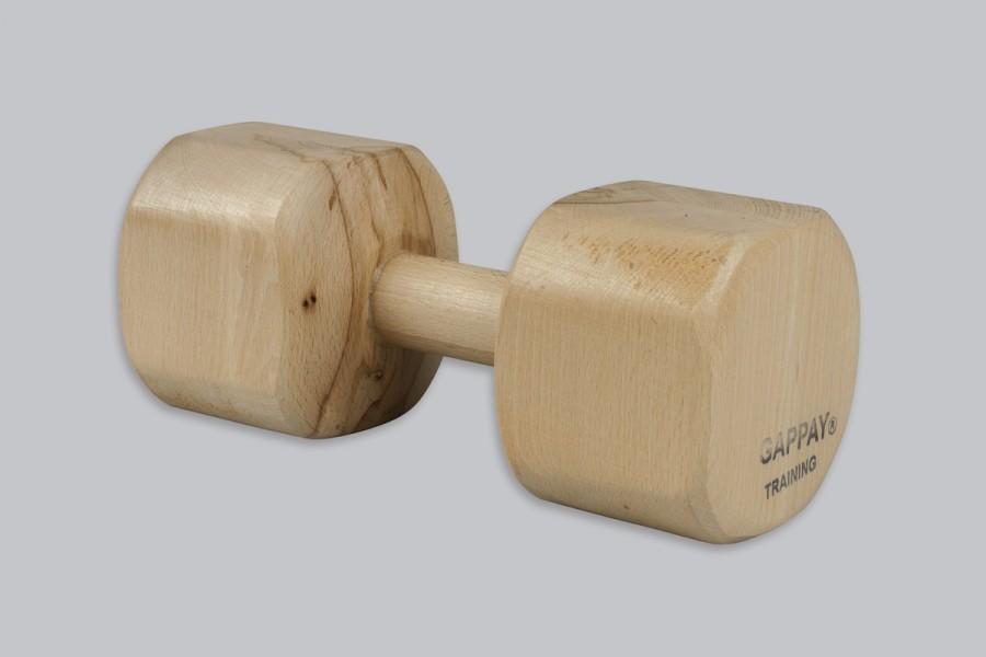 Aport dřevěný 2 kg – tréninkový