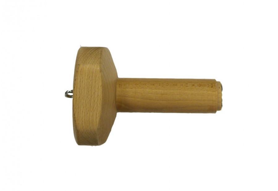 Náhradní část magnetického aportu- dřevěný střed