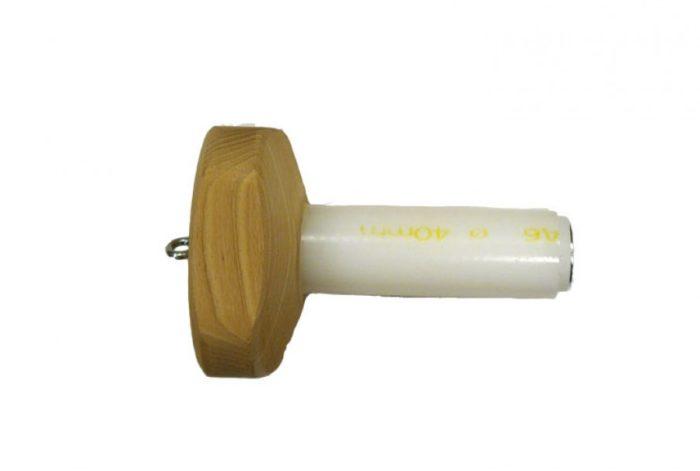 Náhradní část magnetického aportu- silonový střed