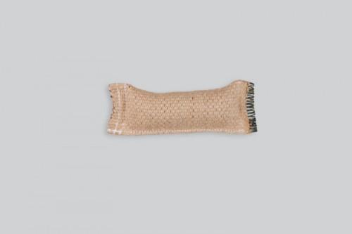 Pešek šitý, juta 5 x 25 cm bez poutka
