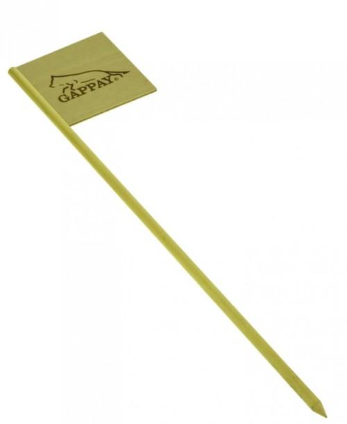 cedulka na stopy, dřevo, 50 cm