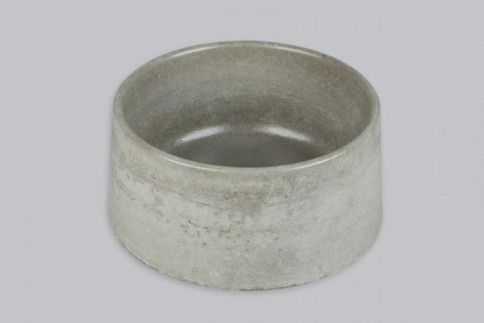 Miska beton s glazurou, 4 l